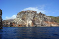 Islets and faraglioni of the Aeolian islands Royalty Free Stock Photography