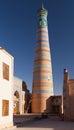 Islom hojan - Khiva - Xorazm Province - Uzbekis