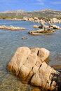 Isola Caprera, Sardinia, Italy Royalty Free Stock Images