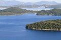 Isola ionica Immagini Stock