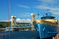 Isola royale transportation Immagini Stock Libere da Diritti