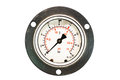 Isolate Pressure Gauge Royalty Free Stock Photos