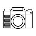 Isolated camera device design