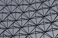 Isolated image of the steel lattice Royalty Free Stock Photo