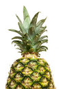 Isolated pineapple Royalty Free Stock Photo