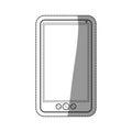 Isolated smartphone device design