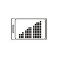 Isolated smartphone device and equalizer design