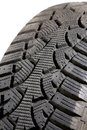 Isolated Snow Tire Stock Photos