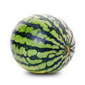 Isolated watermelon Royalty Free Stock Photo