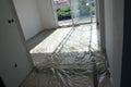 Isolation of floor