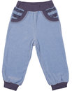 Isolerade barnsweatpants Royaltyfria Foton