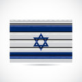 Israel siding produce business company icon illustration Stock Photo