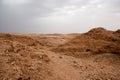 Israeli adventures in stone desert hiking judean for travel Royalty Free Stock Images