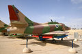 Israeli Air Force A-4 Skyhawk Royalty Free Stock Photo