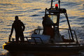 Israeli water police ashkelon isr nov looks for a man lost at sea on nov it s responsible for enforcing laws relating to Royalty Free Stock Image
