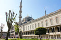 Istanbul big mosk. Royalty Free Stock Photo