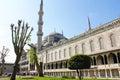 Istanbul big mosk. Royalty Free Stock Photo