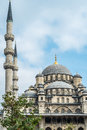 Istanbul blue mosque the breathtaking in turkey Stock Photography