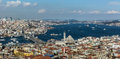 Istanbul City Royalty Free Stock Photo