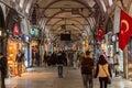 Istanbul Grand Bazaar Royalty Free Stock Photo