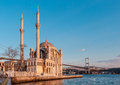 Istanbul Iconic View Stock Photos