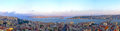 Istanbul panorama aerial cityscape of turkey Stock Image