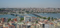 Istanbul Turkey Cityscape Royalty Free Stock Photo