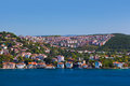 Istanbul turkey view travel architecture background Stock Image