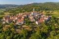 Istria - Beram Royalty Free Stock Photo