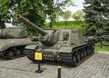 ISU-152 Soviet Tank Destroyer