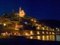 Italia - Liguria, Cervo Royalty Free Stock Photo