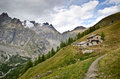 Italian Alps Royalty Free Stock Photos
