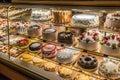 Italian Bakery Royalty Free Stock Photo