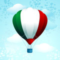 Italian balloon Royalty Free Stock Photos