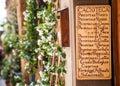 Italian Cacioteca Royalty Free Stock Photo