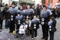 Italian carnival festival Stock Photography