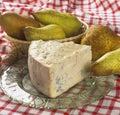 Italian cheese Stock Photos