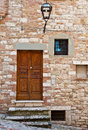 Italian Door Royalty Free Stock Images