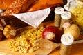 Italian food Royalty Free Stock Photography