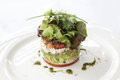 Italian Food Crab Timbale