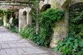 Italian Garden Royalty Free Stock Photo