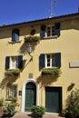 Italian house Stock Photography