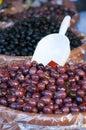 Italian olives Royalty Free Stock Photo