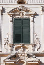 Italian ornate window