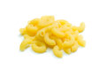 Italian pasta macaroni Royalty Free Stock Photo