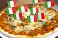 Italian Pizza Royalty Free Stock Images