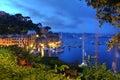 Italian riviera, Portofino, Italy Royalty Free Stock Images
