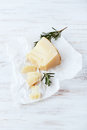 Italian Sheep's Cheese Royalty Free Stock Photo