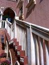 Italian Stairway Royalty Free Stock Photos