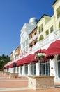 Italian style hotel Royalty Free Stock Photo